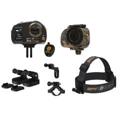 Spypoint Spy Point Hunt Edition POV Action Cam Full HD Camo
