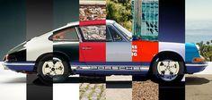 Porshe 911 901 google images mix. #photomag, #alarmout, #porsche, #porsche911 #photomanipulation, #applique