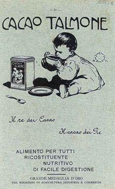 Cacao Talmone - prodotti alimentari delle industrie piemontesi - 1900-1950