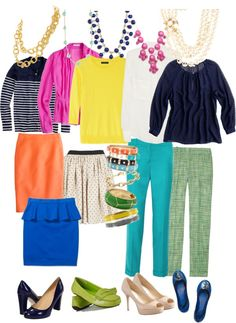 """""""spring mix and match"""" by katier89 on Polyvore"""