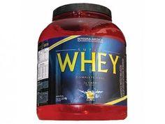 Super Whey Protein 4W 2,3 Kg - IntegralMédica com as melhores condições você encontra no Magazine Krvariedades. Confira!