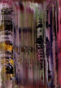 Gerhard Richter » Art » Paintings » Abstracts » Abstract Painting » 869-3