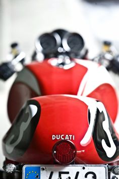 Ducati Sport Classic 1000.