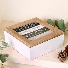 Bistrot De Paris Tea Storage Box