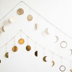 Wall Decor #shapes #style #love