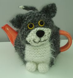 Craft a cure for cancer free tea cosy pattern: Animal tea cosies