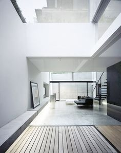 whyallcaps: MDS Architectural Studio - Mejiro House - Tokyo, Japan 2004.