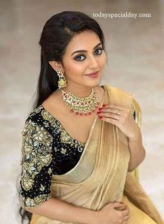 Vidya Pradeep is a famous actress, Model, and research Scientist. She also works Tamil, Telugu and Kannada movies.Her Debut movie are Aval Peyar, Thamizharasi. Beautiful Girl In India, Most Beautiful Faces, Beautiful Girl Image, Most Beautiful Indian Actress, Beautiful Actresses, Beauty Full Girl, Cute Beauty, Beauty Women, Big Girl Fashion