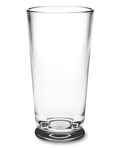 Edward Highball glasses from William's Sonoma--we have six, and four or eight more would be awesome.