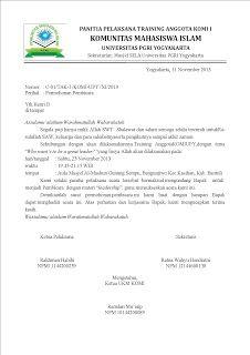 Surat Permohonan Akta Kelahiran Proposal Surat