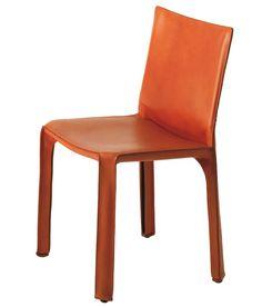 Cab chair, Mario Bellini per Cassina (1977)