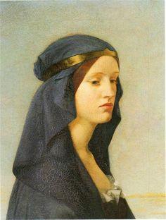 Elgiva - Joanna Mary Boyce c. 1855