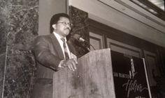 Former AHA President Thomas Holt.