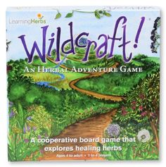 Amazon.com: Wildcraft! An Herbal Adventure Game, a cooperative board game: Toys & Games