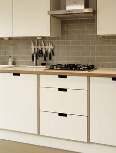 plywood kitchen - Google Search