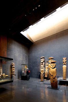 Ampliación y Remodelación Museo Chileno de Arte Precolombino / Smiljan Radic