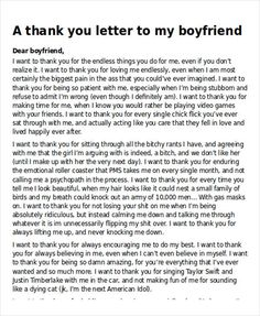 letter to my boyfriend boyfriend texts cute messages thank you messages appreciation