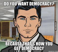 "So North Korea is threatening ""9/11 style"" attacks..."
