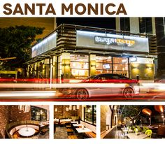Burger Lounge : The Original Grass-Fed Burger « Santa Monica