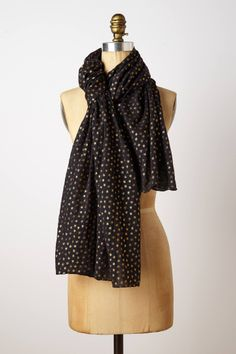 Winter Star Scarf - anthropologie.com