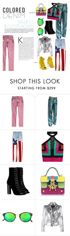 """Untitled #30"" by ioanadragan ❤ liked on Polyvore featuring Marc Jacobs, Vivienne Westwood, RVDK, Balmain, Barbara Bui, Giancarlo Petriglia, RetroSuperFuture, Dsquared2 and Casadei"