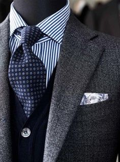 Gentleman Style http://www.99wtf.net/men/mens-fasion/trend-necklace-men/ #menssuitsbusiness