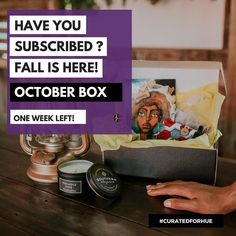 Our October subscription window closes on September 15 at 11:59pm PDT. You can subscribe for either a one-time or monthly blackbox. There's still time for you to enjoy what we've curated from other Black owned businesses. Hit the link the our bio! --- #blackbox #blackowned #blackmade #subscriptionbox #suprisebox #feature #giftbox #home #office #food #drink #art #literature #fashion #accessories #bath #body #melanin #blackbusiness #blackentrepreneur #supportblackbusiness #shopsmall…