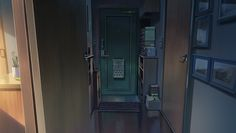 Your name/Kimi no na wa - Taki's home Scenery Background, Animation Background, Locker Storage, Tall Cabinet Storage, Dr World, Wattpad Background, Drawing Scenery, Japan Landscape, Kimi No Na Wa