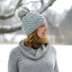 Ravelry: February Morning pattern by Nicole Montgomery