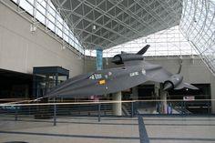"sr-71   | Aircraft Type : Lockheed SR-71A, S/N 61-7964, ""Blackbird"""