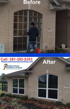 Don Young Vinyl Windows With Simulated Divided Lites Grids On Front Of Home But No Back Aluminum Replacement