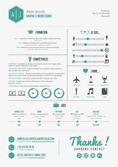 54 infographic resume ideas for examples If you like this design. Check others on my CV template board :) Thanks for sharing! Cv Design, Resume Design, Cv Template, Resume Templates, Free Resume Examples, Resume Ideas, Cv Ideas, Cv Web, Web Developer Resume