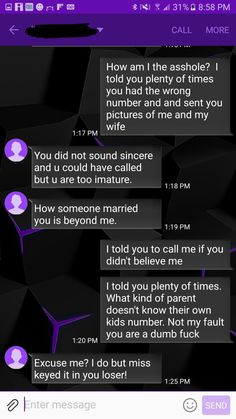 this angry mom texted the wrong number and refused to believe it wasnt her son 210 This Dude Mercilessly Trolled A Potty Mouthed Mom Who Thought She Texted Her Son