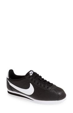 Free shipping and returns on Nike 'Classic Cortez' Leather Sneaker (Women) at Nordstrom.com. One of Nike's most recognizable designs, the Classic Cortez sneaker steps out in leather to make a lasting impression.