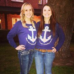 Delta Gamma sisters on Bid Day