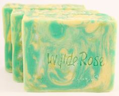 Lemon Eucalyptus - Handmade Soaps Ontario Canada   Wylde Rose www.wylderose.ca