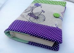 A5 Book Covers for Paperbacks Purple Love Valentines Day Notebook Covering School Educational Supplies Office Products