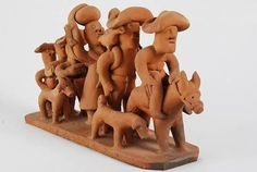 artista pernambucano esculturas mestre - Pesquisa Google
