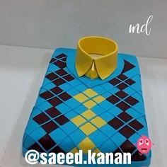 Fondant Cake Designs, Cake Decorating With Fondant, Cake Decorating Techniques, Cake Decorating Tutorials, Fondant Cakes, Big Cakes, Fancy Cakes, Fondant Giraffe, Cake Design For Men