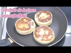 GORDITAS DE LECHERA SIN HORNO -EN SARTEN- - YouTube