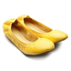 Ollio Womens Ballet Flats Loafers comfort Cute Yellow Enamel Shoes Ollio, http://www.amazon.com/dp/B0083V7C5O/ref=cm_sw_r_pi_dp_h2Ccrb11AJ8QZ