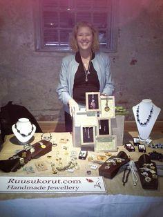 #ruusukorut.com # Kiitos kaikille asiakkaille ja kojulla kävijöille eilen Knehtilän syysmarkkinoilla!