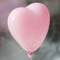 #heart #balloons
