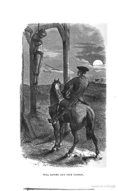 Will Davies and Dick Turpin. From Ballads: romantic, fantastical, and humorous, 1855