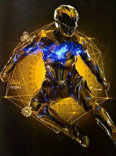 The Yellow Ranger. My fave