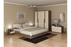 Спален комплект Кристина Furniture, Bedroom Sets, Traditional Bedroom, Traditional Bedroom Furniture Sets, Home Decor, Bed, Furniture Sets, Bedroom, Wall Design