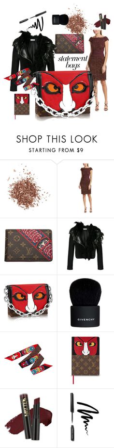 """KABUKI statementBags!"" by midori-shibutani on Polyvore featuring ファッション, Topshop, Tadashi Shoji, Louis Vuitton, Lanvin, Givenchy, L.A. Girl, Bobbi Brown Cosmetics, japan と statementbags"