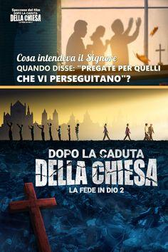 """Molti credenti sono confusi poiché, pur pregando per ottenere benedizioni per il PCC da così tanti anni, il PCC non solo non si è pentito, ma ha perfino demolito la loro chiesa. Si chiedono: """"Pregare per il PCC è davvero in accordo con la volontà di Dio?"""" Cosa intendeva il Signore quando disse: """"Amate i vostri nemici e pregate per quelli che vi perseguitano""""?  #fede #Vangelo #preghiera Movie Posters, Movies, Films, Film, Movie, Movie Quotes, Film Posters, Billboard"""