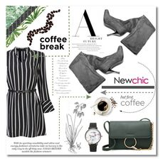 """""""Newchic Anniversary SALE!!!"""" by soivana ❤ liked on Polyvore featuring Debbie McKeegan and Tempaper"""