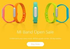 Xiaomi Mi Fitness Band at Lowest price at Rs 799 : Buy Mi Fitness Band @ 799